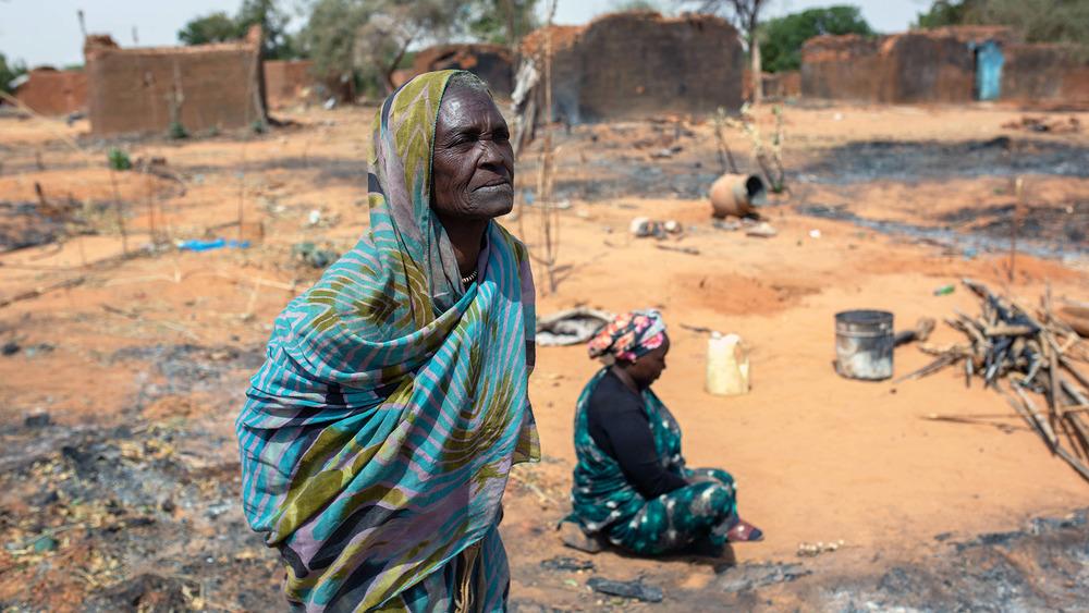UN peacekeeper withdrawal leaves security vacuum in Darfur