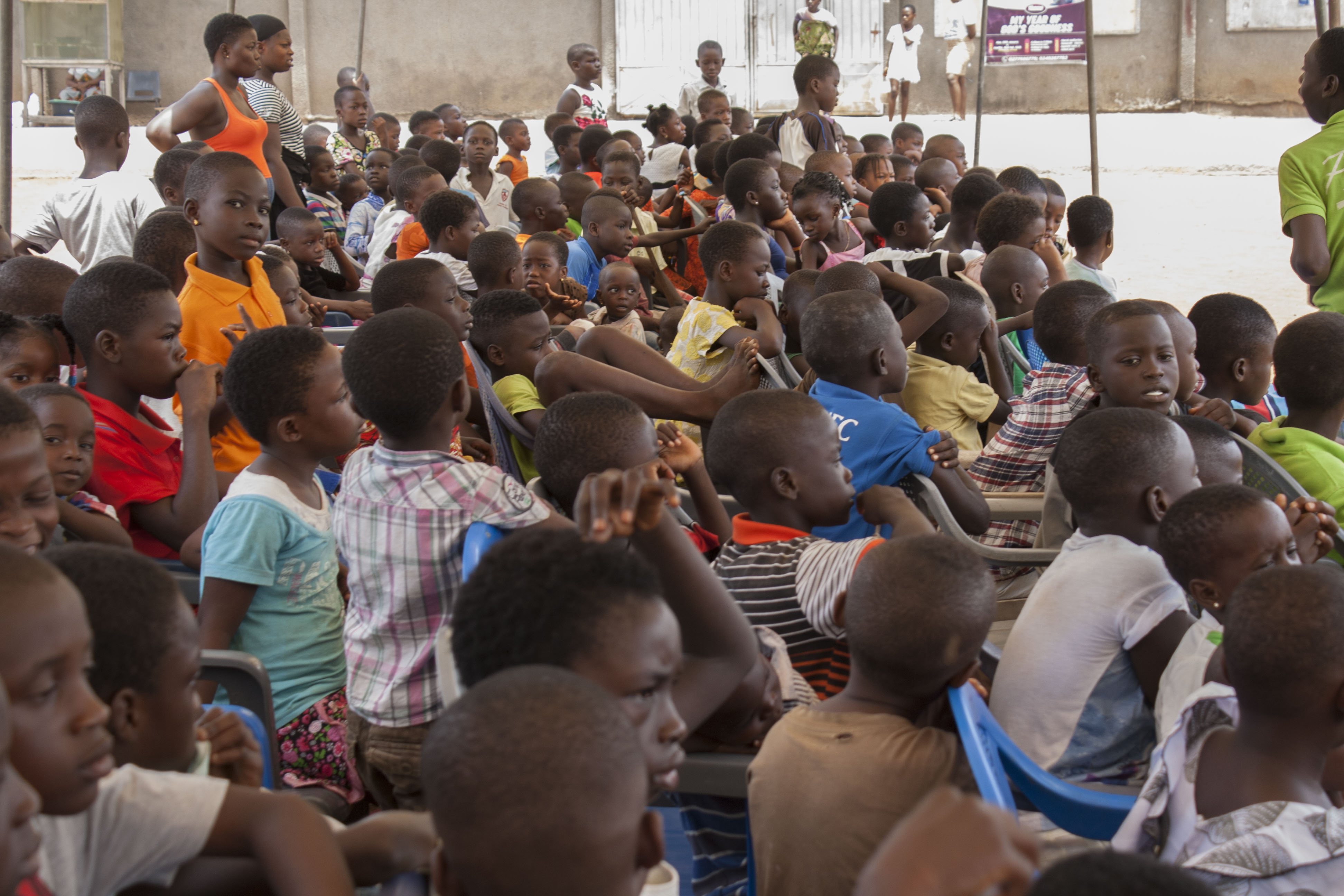 Give Me Hope Foundation Holds Mega Programs for Agbogbloshie Community