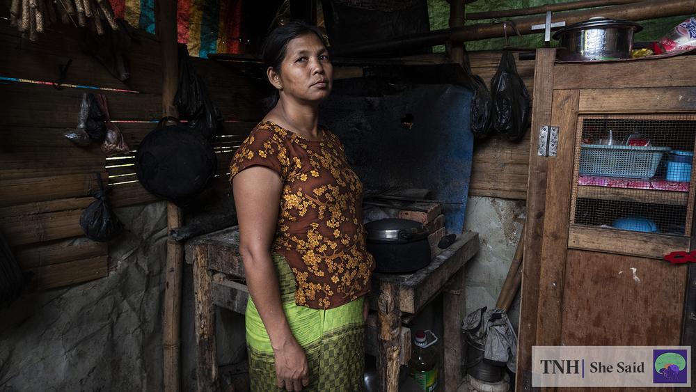Despite COVID-19 setbacks, displaced Kachin women keep their families afloat