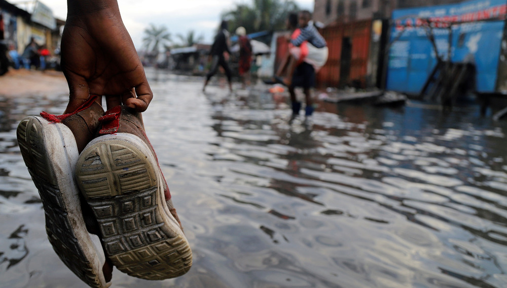 COVID-19 and climate change top the agenda at UN humanitarian talks
