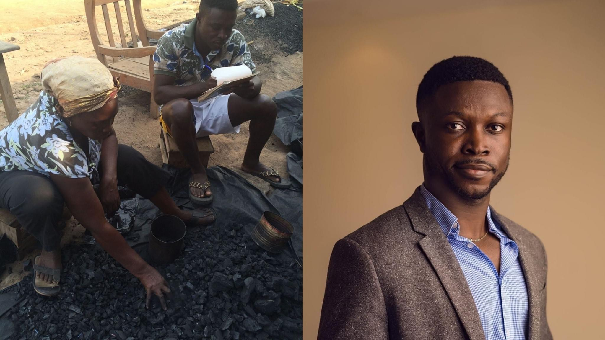 Shadrack Frimpong: From Charcoal Seller's Son to Professor-In-Training At Cambridge