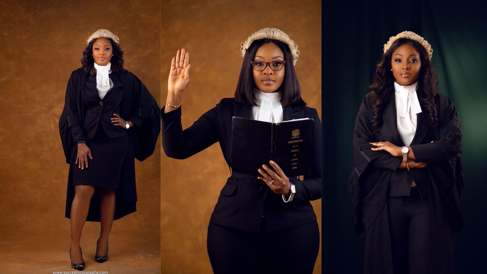 From Economist To Lawyer, Meet Marylove Opoku-Mensah Otoo